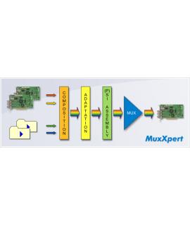 DTC-700 | Multiplexer - MuxXpert